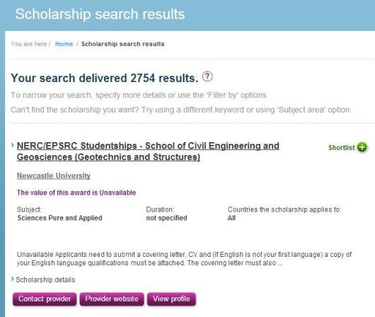 Scholarship uk2