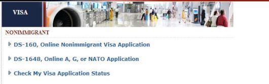 check visa status